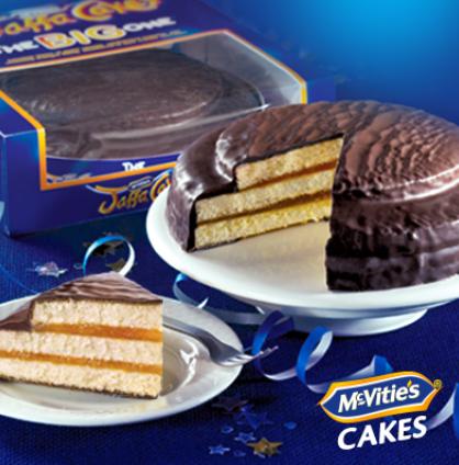How To Make A Jaffa Cake Birthday Cake