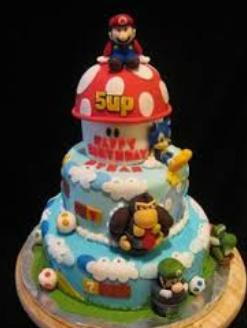 Mario Fancy cakes