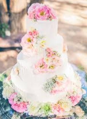 Elegant Wedding Cakes Decoration Ideas