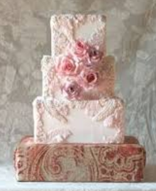 fancy cakes tower