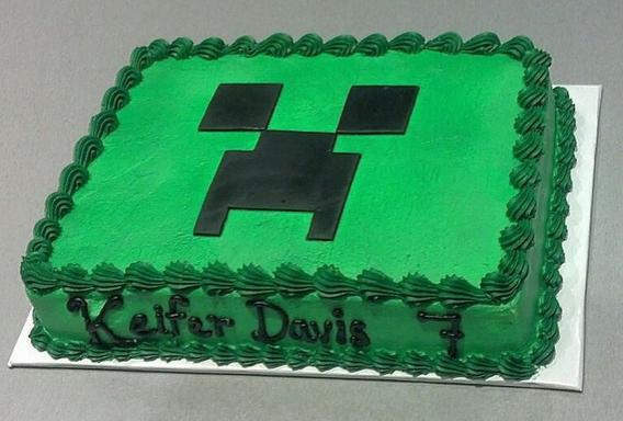 minecraft cool cakes