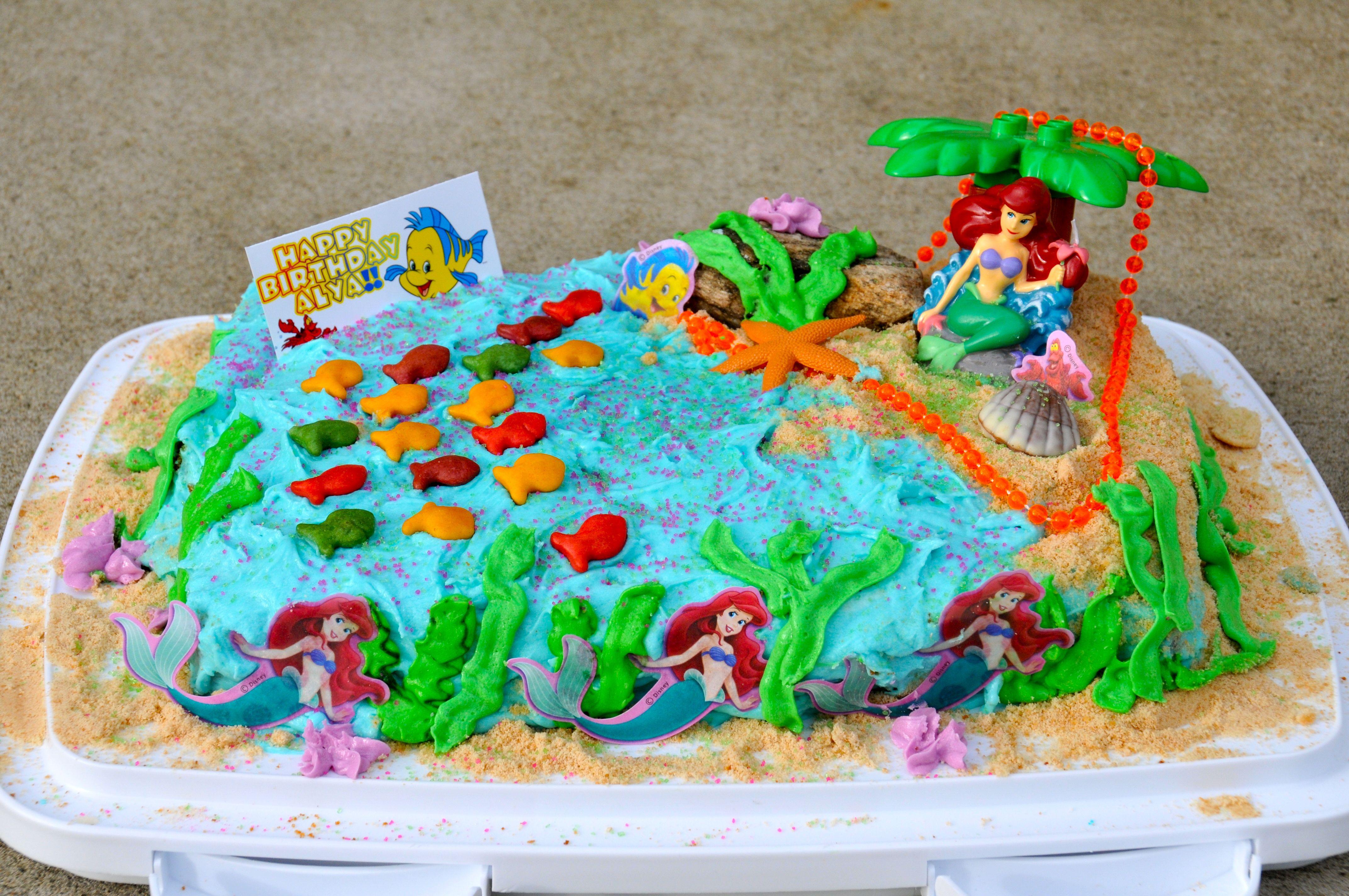 Awe Inspiring Mermaid Cakes Decoration Ideas Little Birthday Cakes Birthday Cards Printable Giouspongecafe Filternl