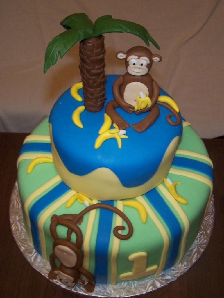 Baby Monkey Cakes