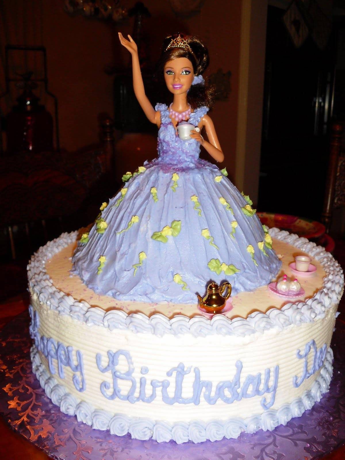 Happy Birthday Dolly Didi Cake Cake Recipe