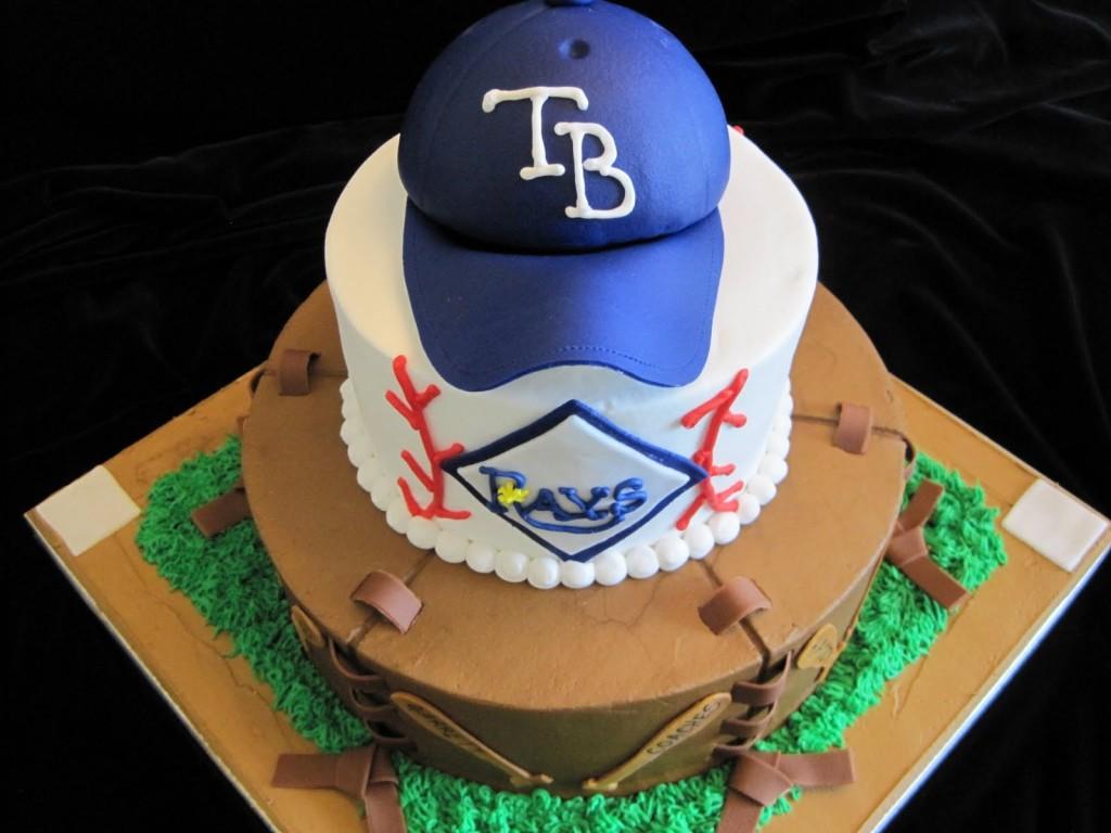 Baseball Hat Cake Pan