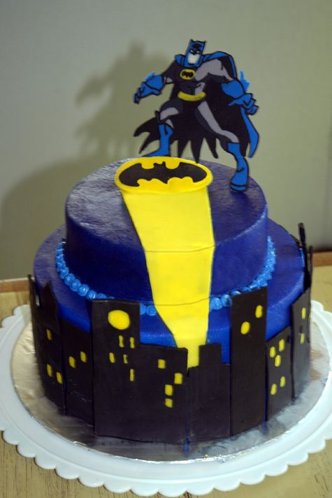 Batman Birthday Cake Walmart
