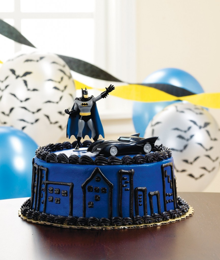 Batman Birthday Cakes Photos
