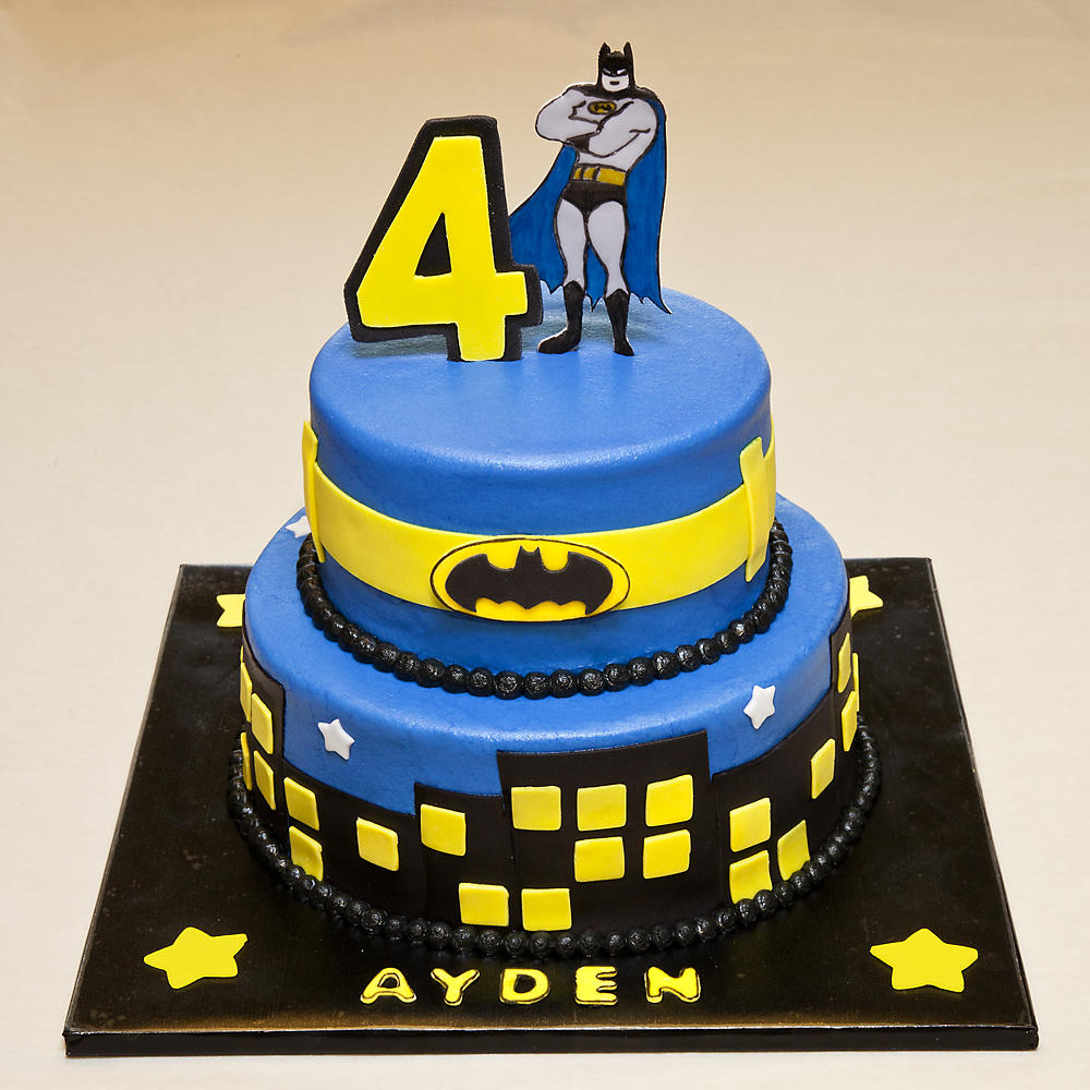 Batman Cakes Pictures