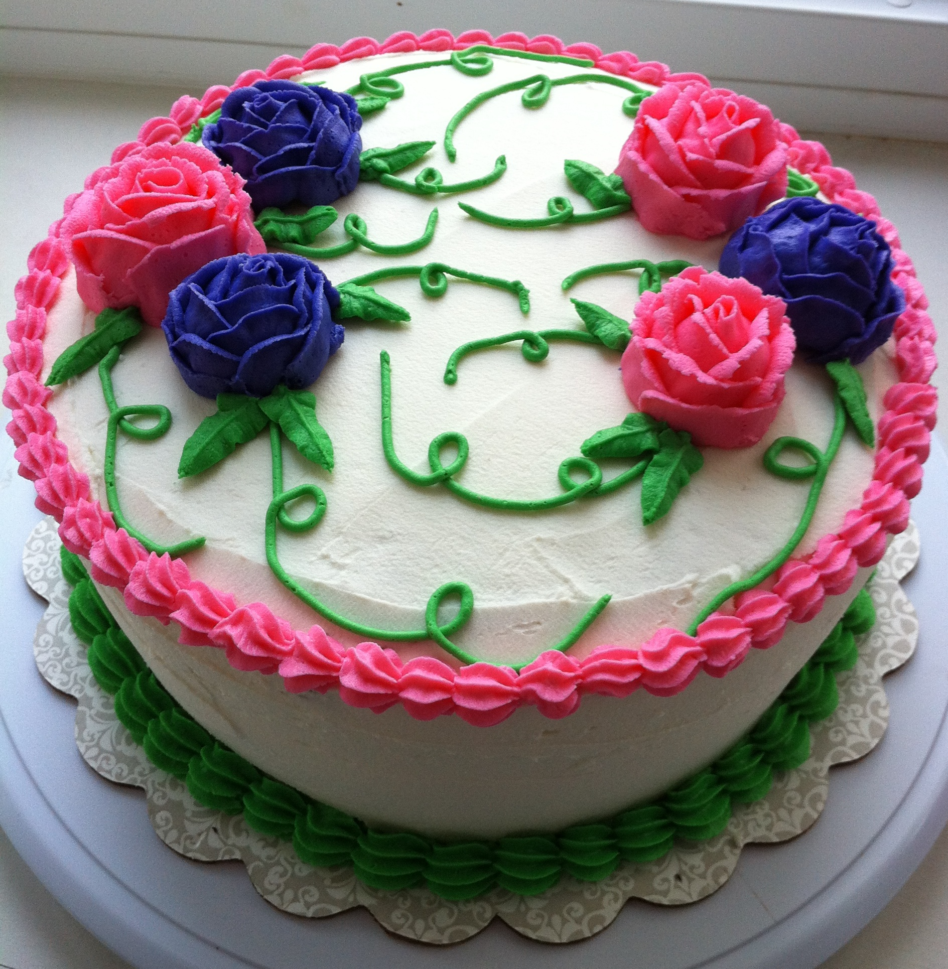 Flower Cakes Decoration Ideas Little Birthday Cakes