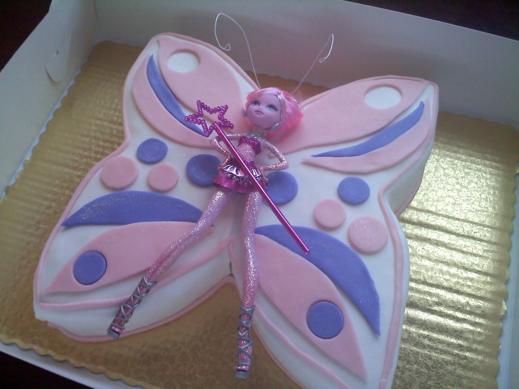 Butterfly Cake Images