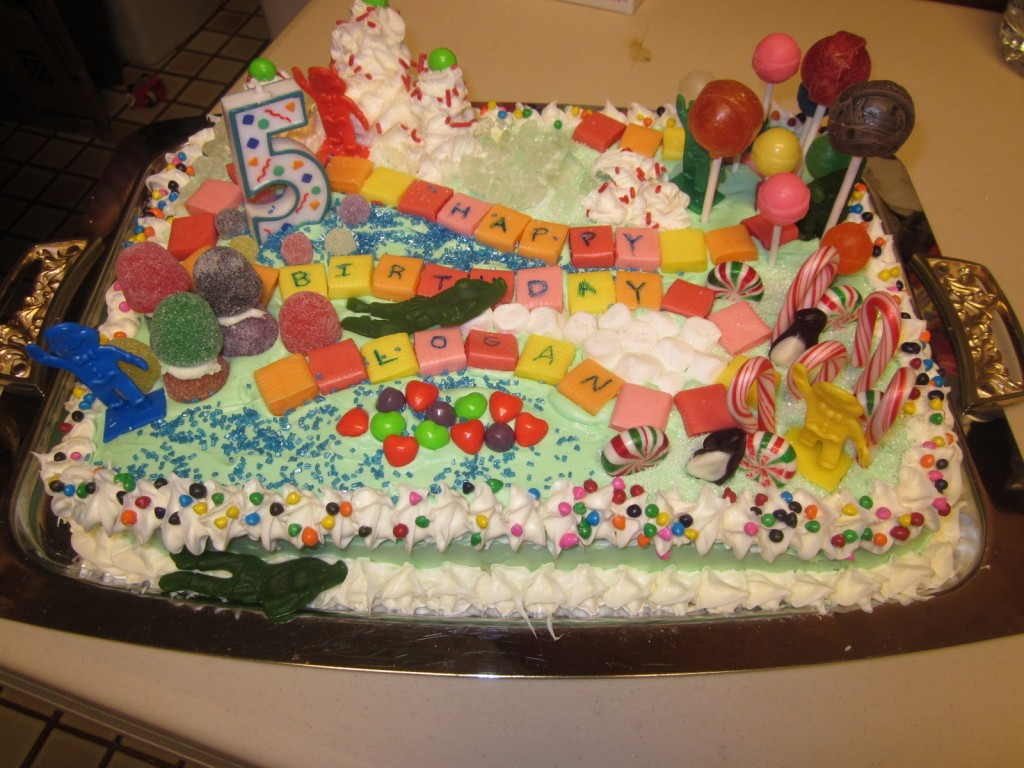 Candyland Cakes Photos