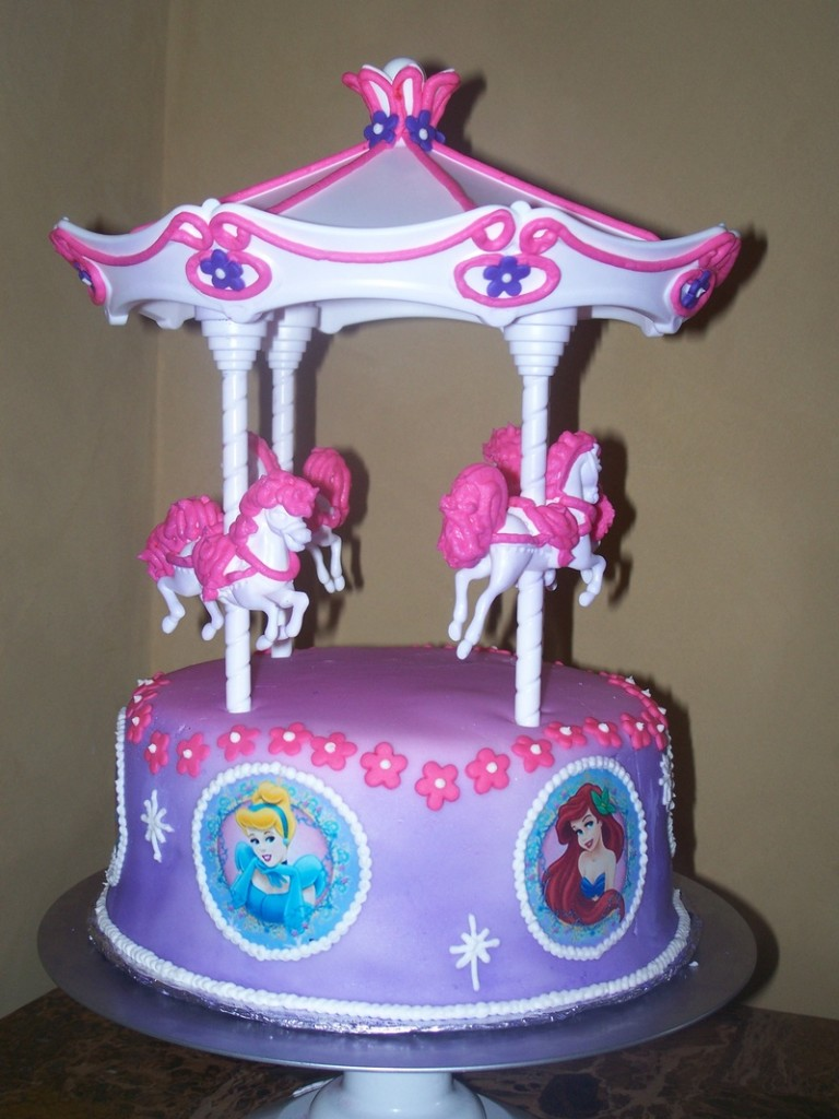 Carousel Cakes Pictures