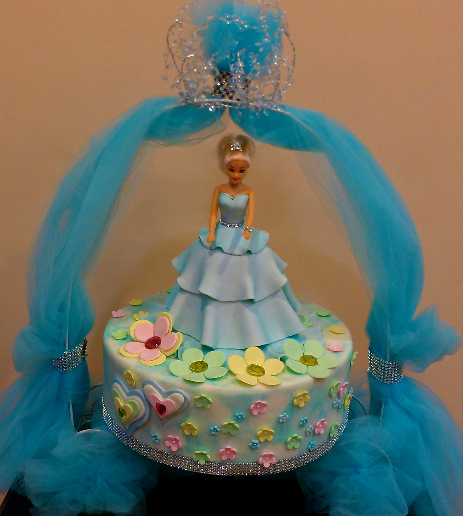 Cinderella Cakes Decoration Ideas Little Birthday Cakes