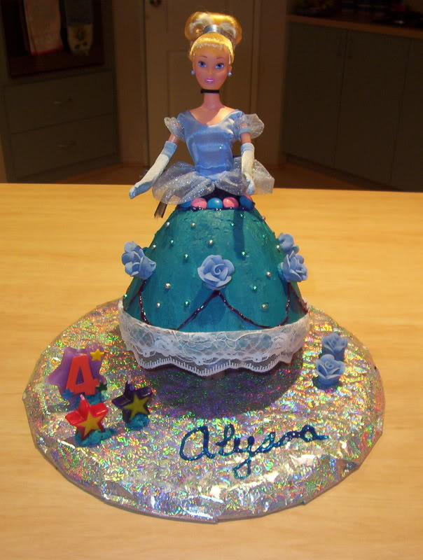 Cinderella Cakes Ideas