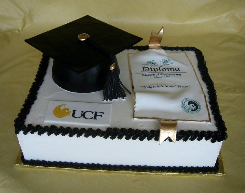 Cool Graduation Cakes
