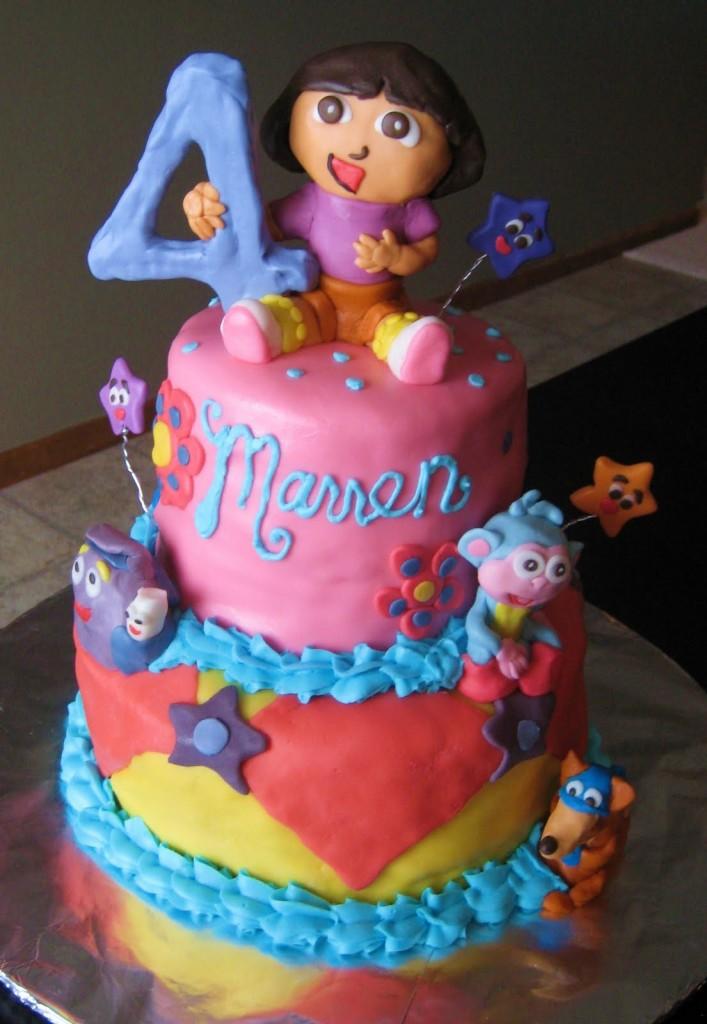 Dora Cake Pan