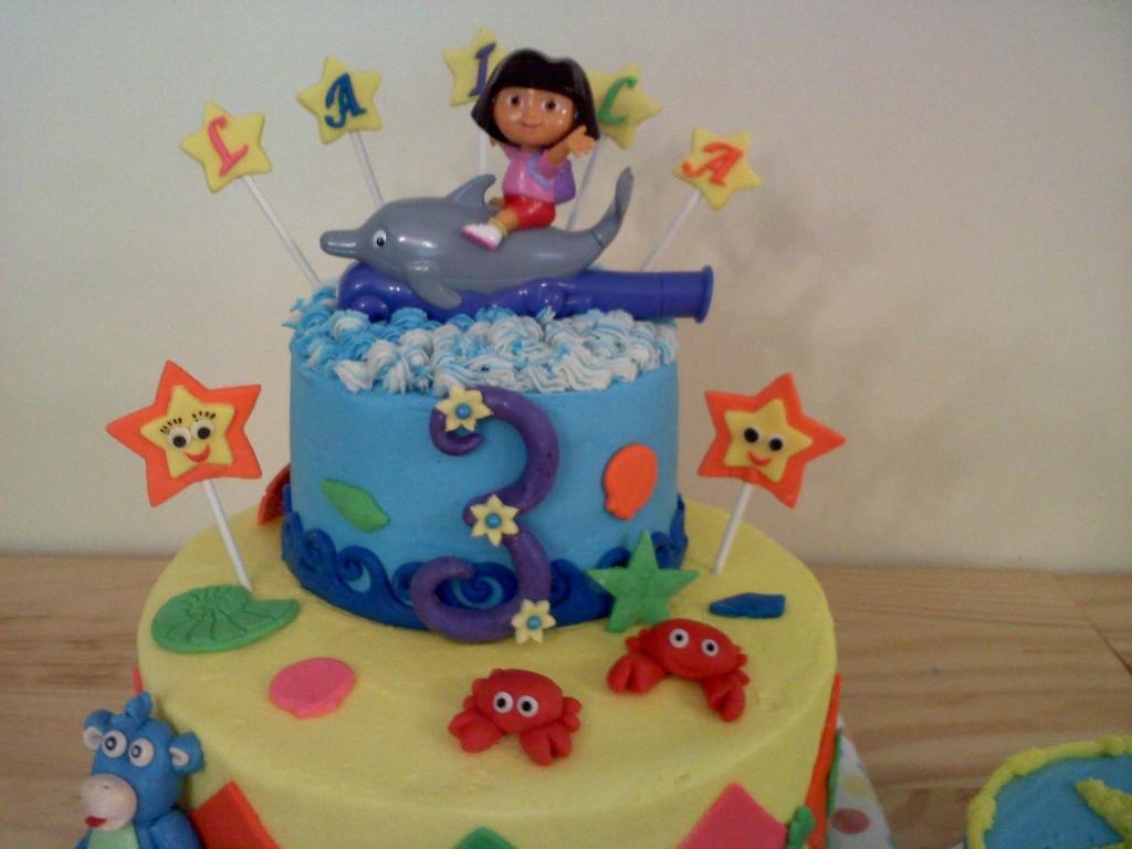 Dora Cakes Images