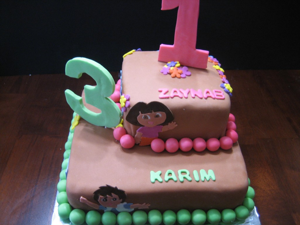 Dora Cakes Photos