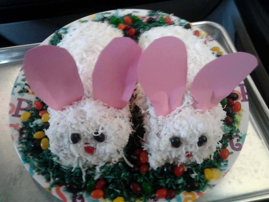 Easter Bunny Cake Images