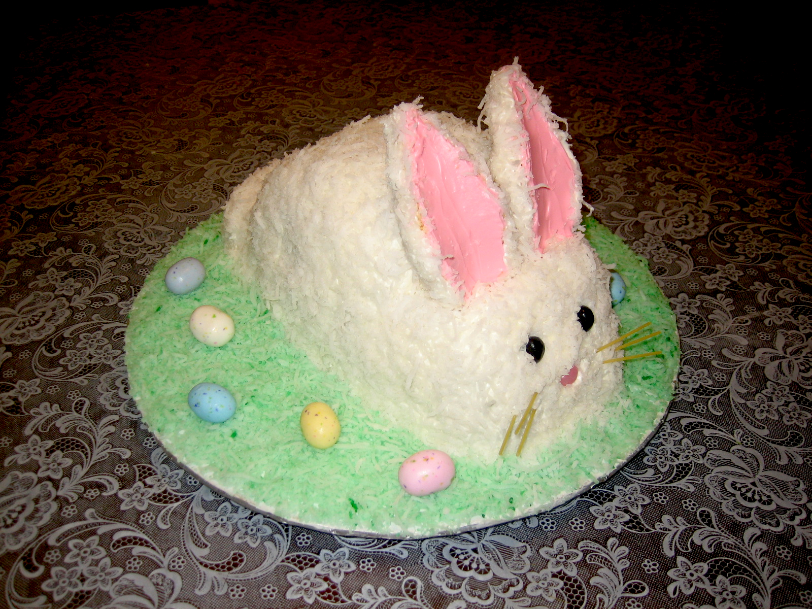 Awe Inspiring Easter Bunny Cakes Decoration Ideas Little Birthday Cakes Personalised Birthday Cards Paralily Jamesorg