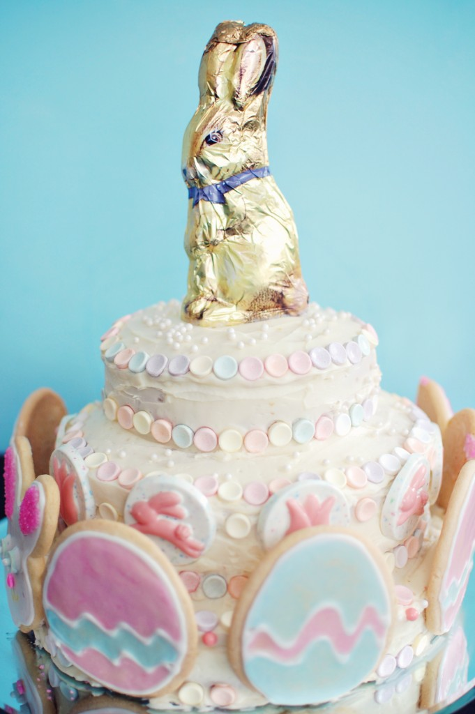 Easter Bunny Cakes Images