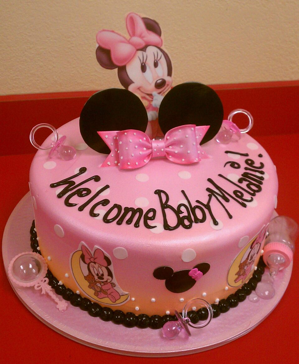 Cool Minnie Mouse Cakes Decoration Ideas Little Birthday Cakes Funny Birthday Cards Online Alyptdamsfinfo
