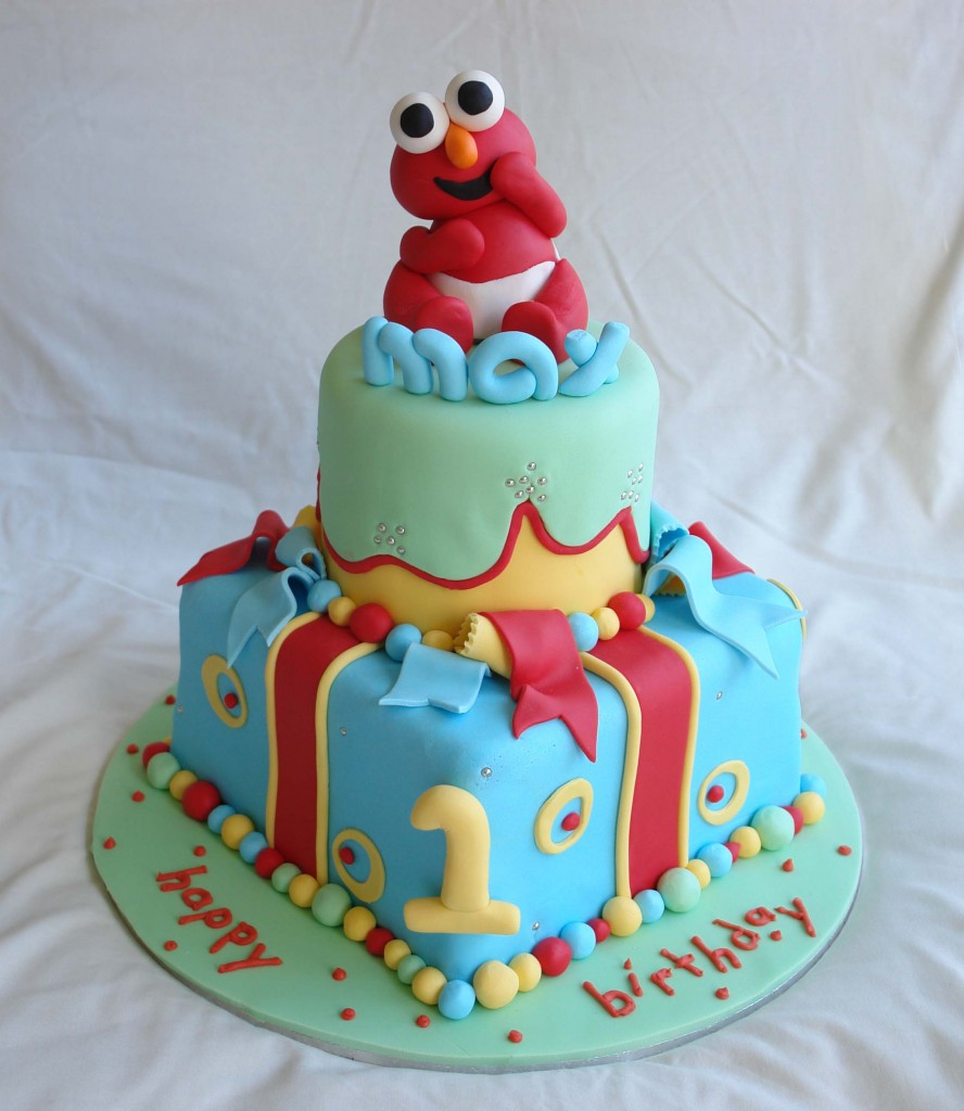 Elmo Cake Decorations