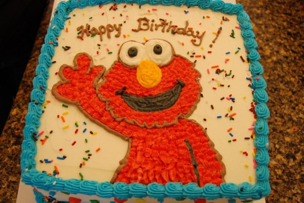 Elmo Cake Mold