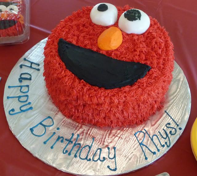 Elmo Cake Pans