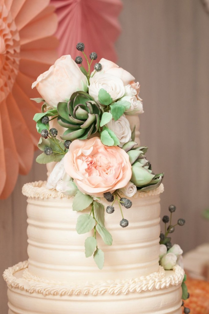 Flower Cake Ideas