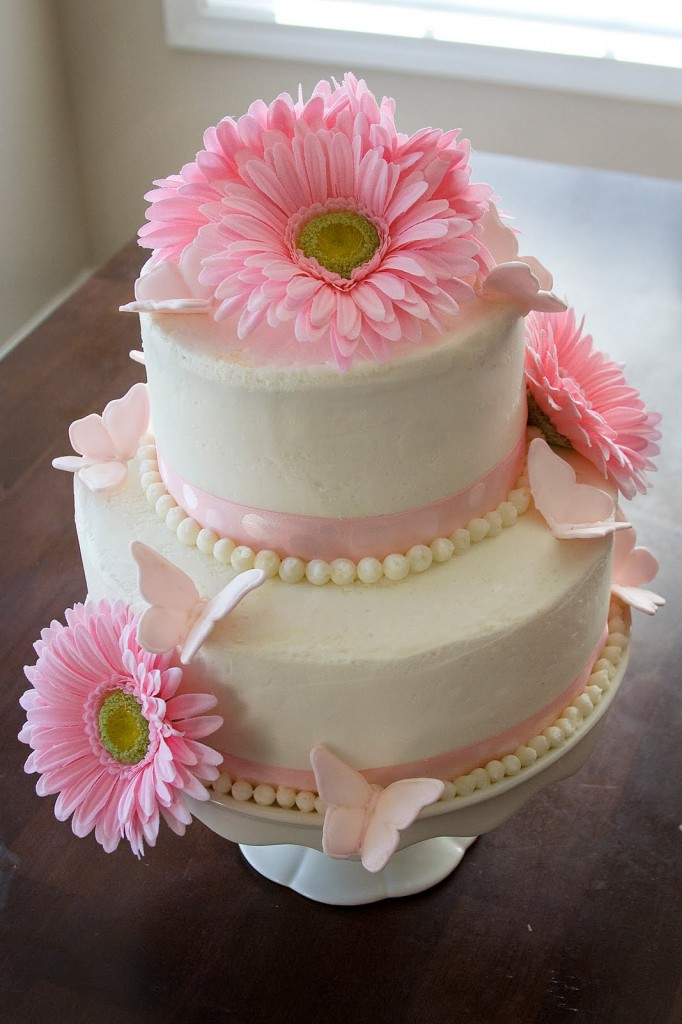 Flowers For Cakes