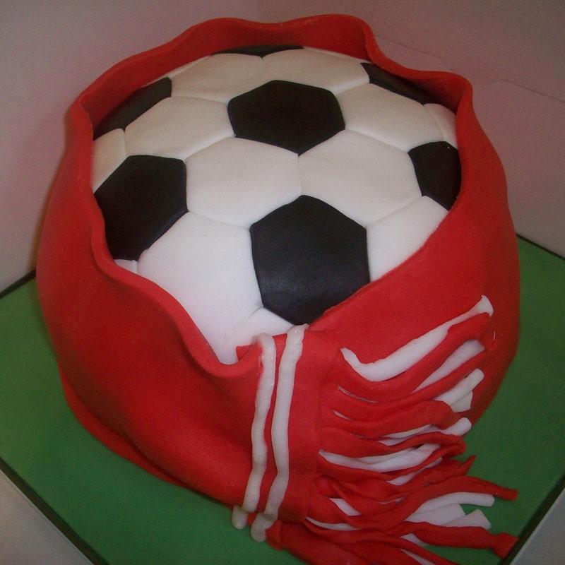 Football Cake Balls