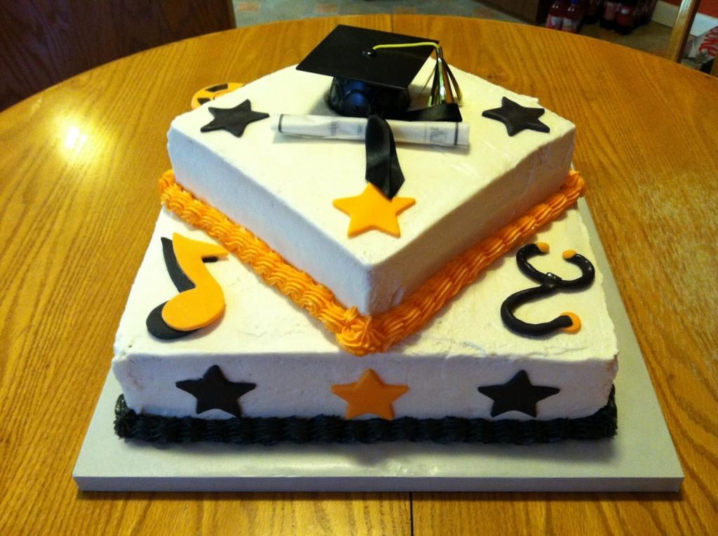 Graduation Cake Designs