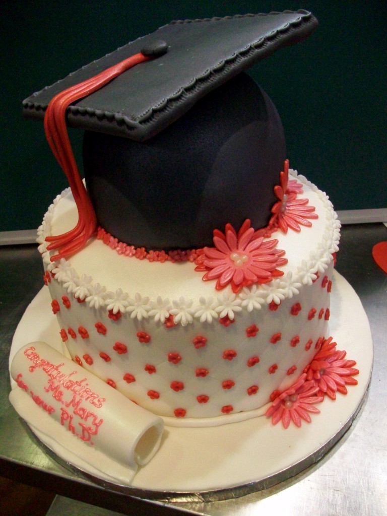 Graduation Cake Pics