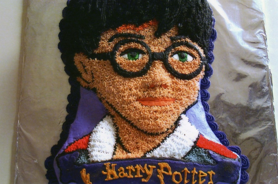 Harry Potter Birthday Cake Ideas