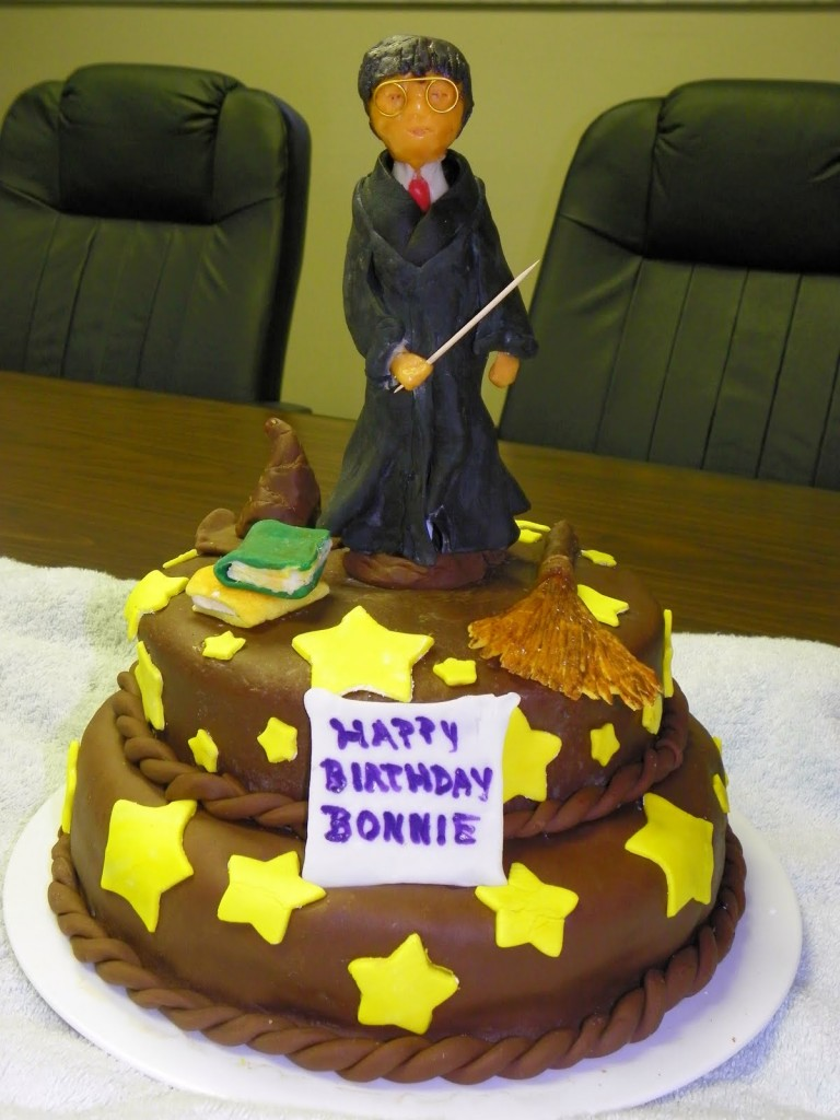 Harry Potter Cake Designs