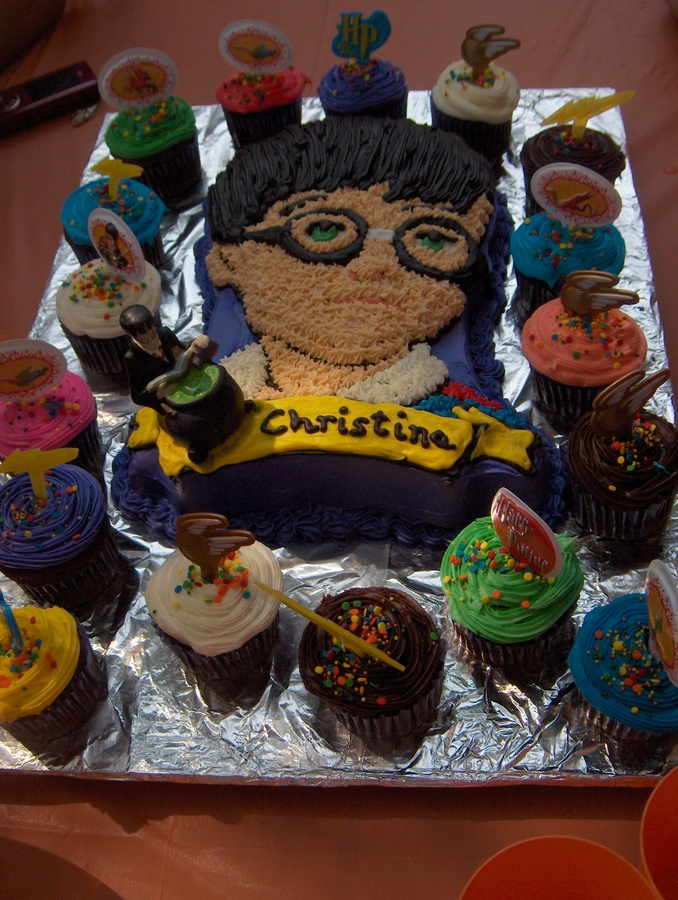Harry Potter Cake Pictures