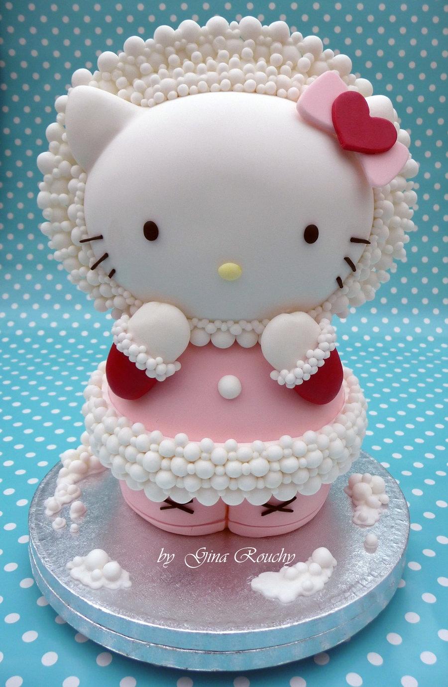 Swell Hello Kitty Cakes Decoration Ideas Little Birthday Cakes Funny Birthday Cards Online Alyptdamsfinfo