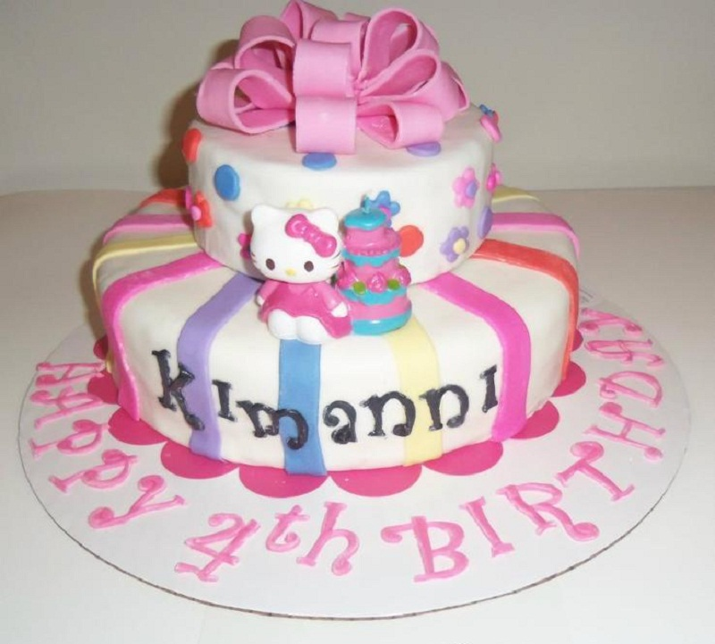 Hello Kitty Cake Images