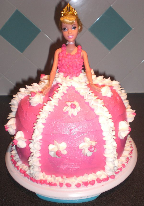 Images of Barbie Cakes