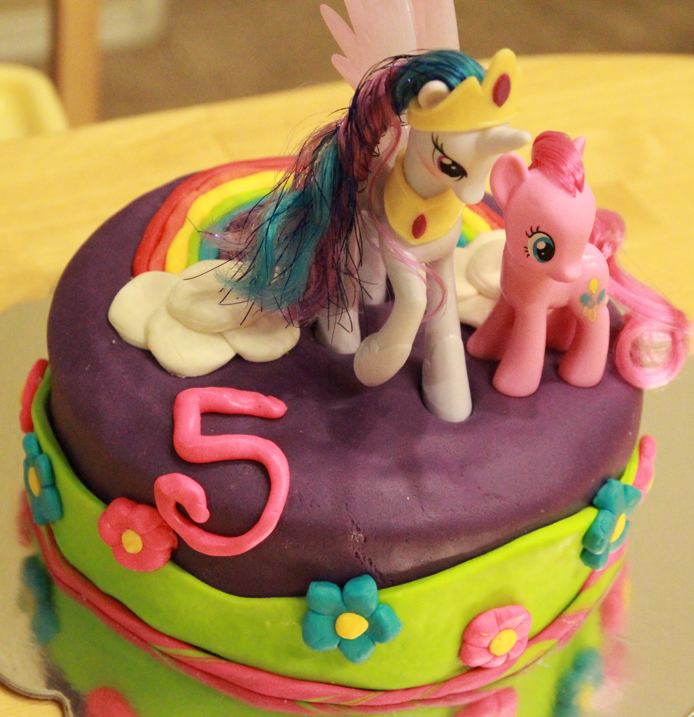 Images of My Little Pony Cake