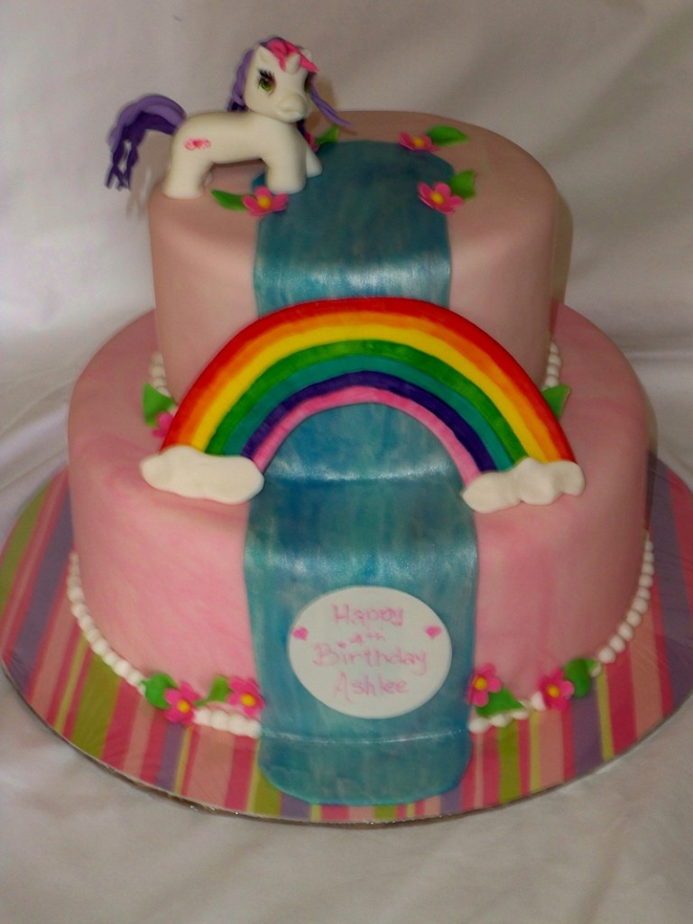 Images of My Little Pony Cakes