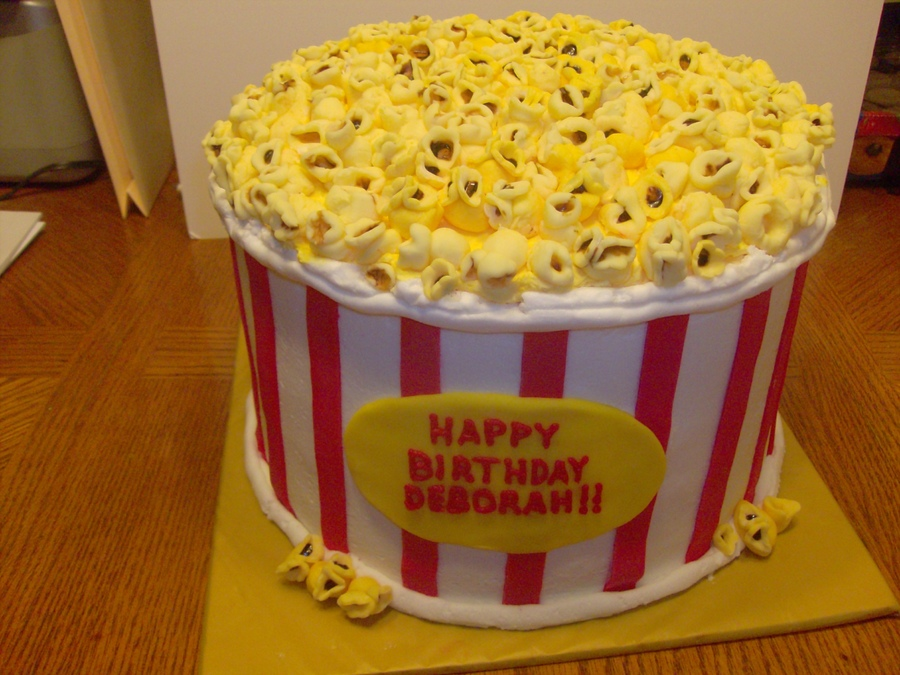 Images of Popcorn Cakes