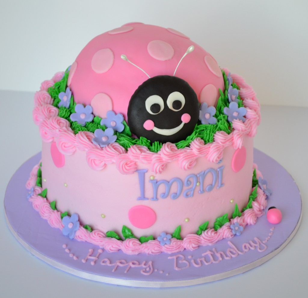 Ladybug Cakes Pictures