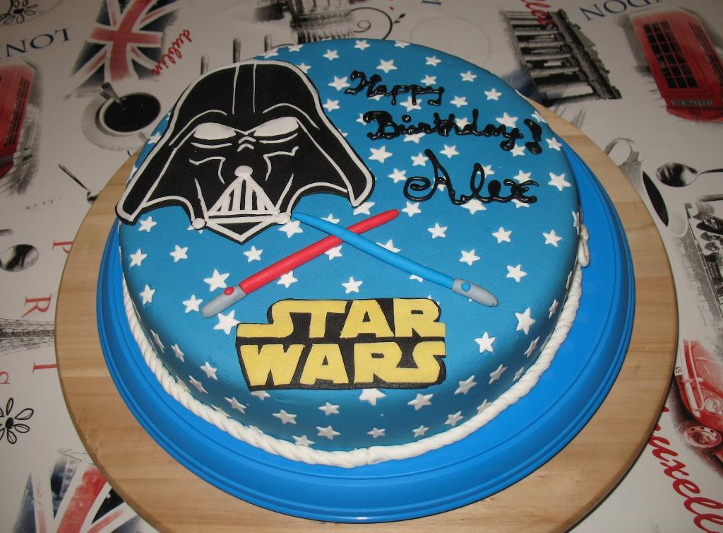 Cool Star Wars Cakes Decoration Ideas Little Birthday Cakes Funny Birthday Cards Online Bapapcheapnameinfo