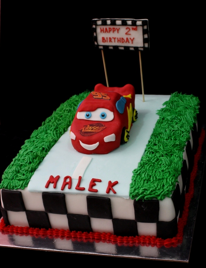 Lightning Mcqueen Cakes Images