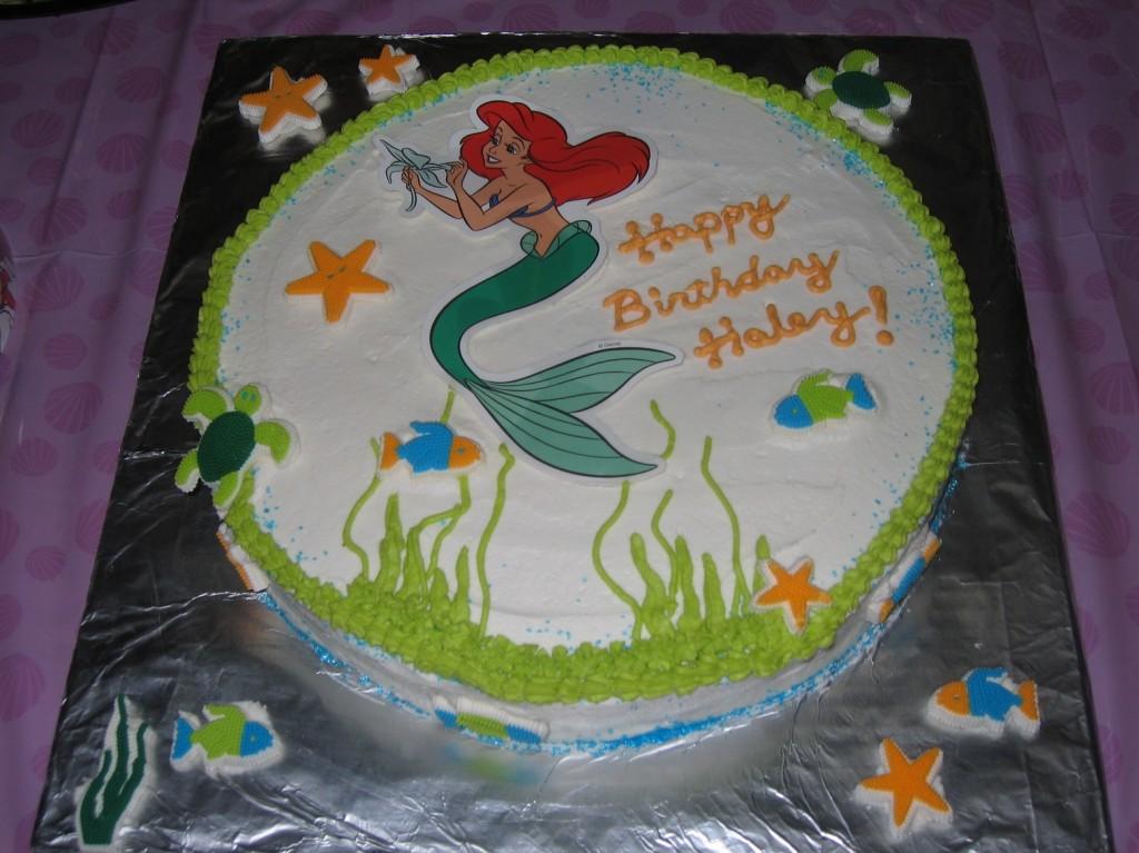 Mermaid Cakes Images
