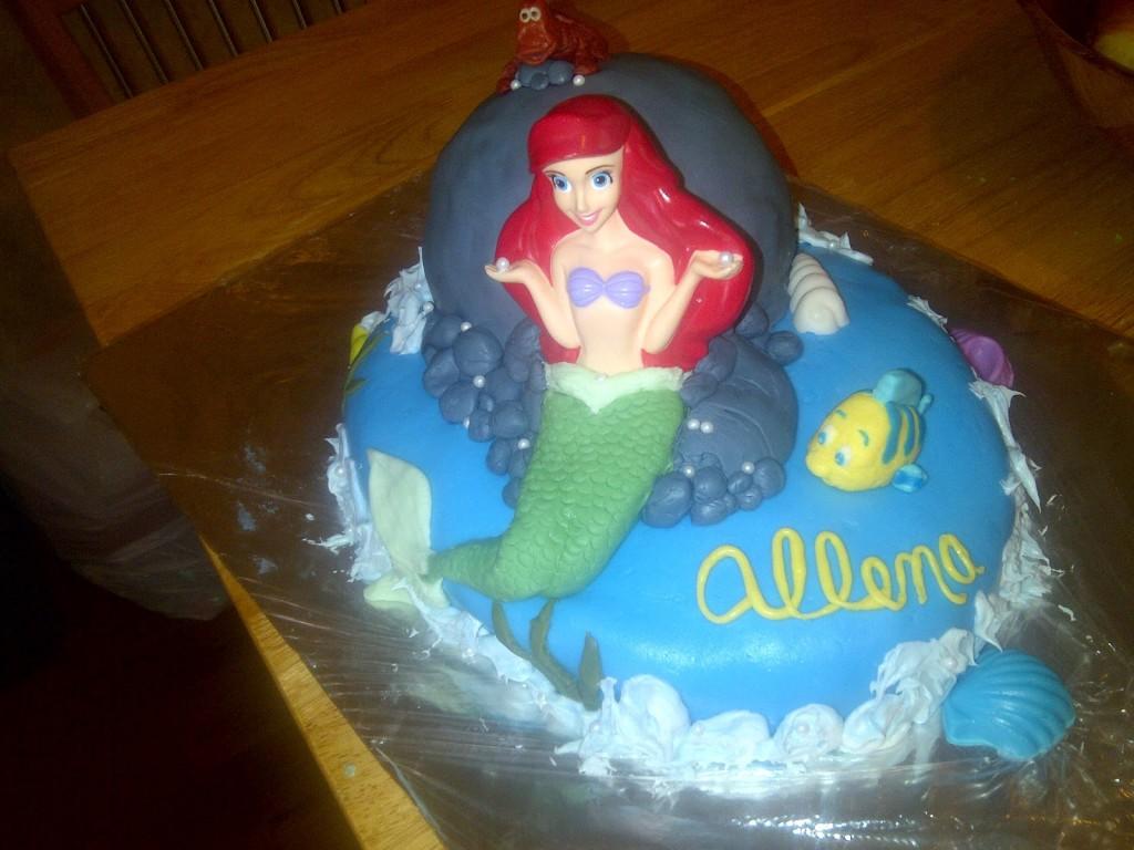 Mermaid Cakes Pictures