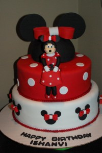 Minnie Mouse Cake Pictures