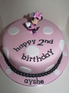 Minnie Mouse Cakes Images